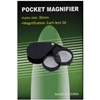 MAGNIFIER 10X IN PLASTIC EAS 210
