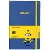 MOLESKINE LIMITED EDITION HARD COVER RULED MINIONS NOTEBOOK BLUE LARGE