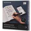 MOLESKINE SMART WRITING SET WITH HARD COVER DOTTED PAPER TABLET BLACK LARGE AND SMARTPEN