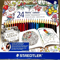PENCIL COLOUR SET 24PC  JOANNA BASFORD