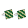 Cufflinks Square Striped