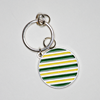 Striped Keychain