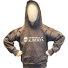 SALT PEPPER CHILDS HOODIE UA