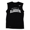 Nike Sleeveless T-shirt - UAlberta