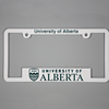 License Plate Frame - UA