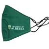 Reusable Mask - U of A logo 2-layer