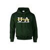 Faculty of Native Studies Hoodie - Forest Green