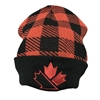 Toque - Plaid