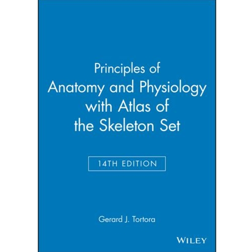 University of Alberta Bookstore - Principles of Anatomy and Physiology