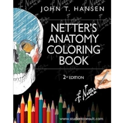 Netter\'s Anatomy Coloring Book