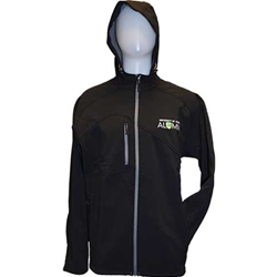 SOFTSHELL JACKET MENS PROSPECT ALUMNI