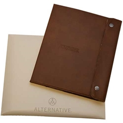 Alternative Leather Refillable Journal